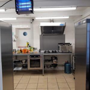 New restaurant kitchen 2020