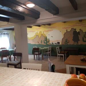 Matsal restaurang